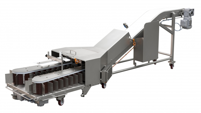 Indexing conveyor